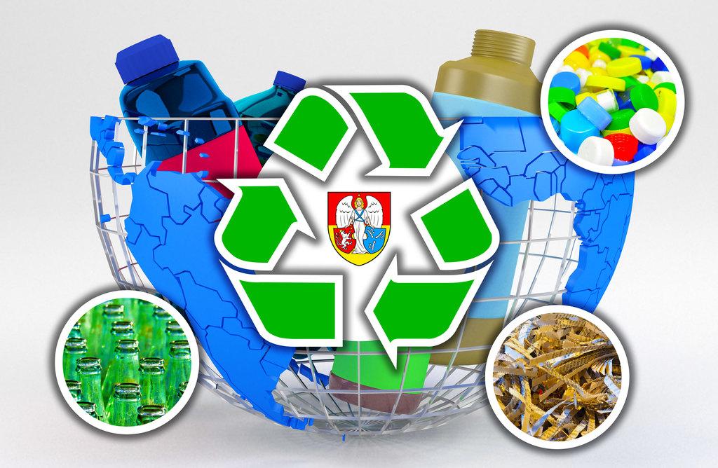 Kampania informacyjno-edukacyna związana z gospodarką odpadami komunalnymi