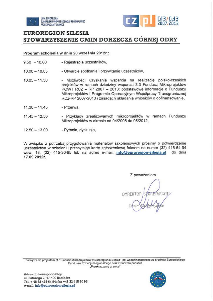 Zaproszenie na szkolenie - 20.09.2012r-2.jpeg
