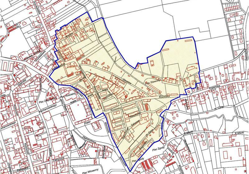 Mapa obszaru rewitalizacji Głubczyce.jpeg