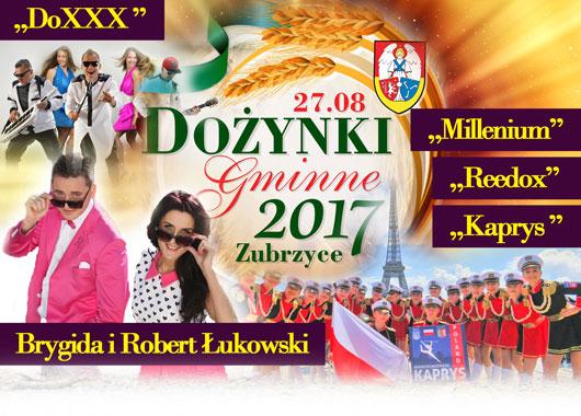 Dożynki-Zubrzyce-2017
