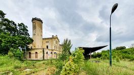 Galeria Dworzec ogrodzony 2020