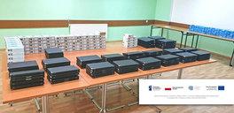 Galeria Zdalna Szkoła + w ramach Ogólnopolskiej Sieci Edukacyjnej