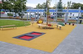 Galeria Park trampolin 2021