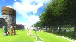Galeria Rewitalizacja Parku Miejskiego 1