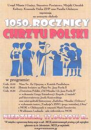 1050 lecie Chrztu Polski - plakat.jpeg